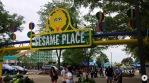 Sesame Place Entrance