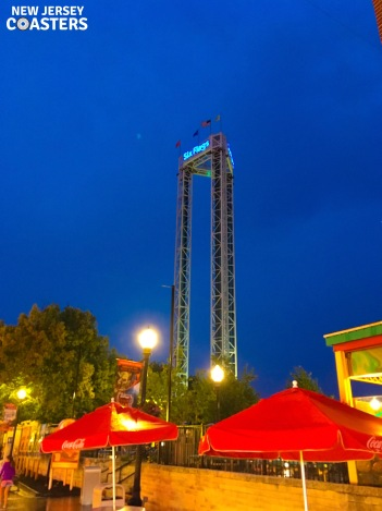 SFNE Drop Tower